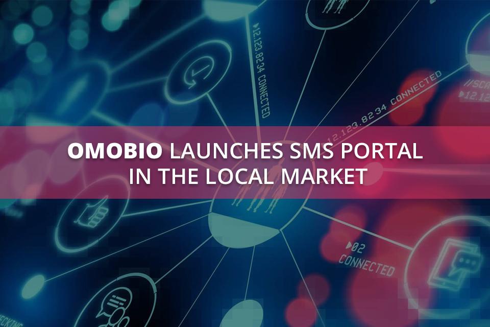 Omobio launches SMS portal