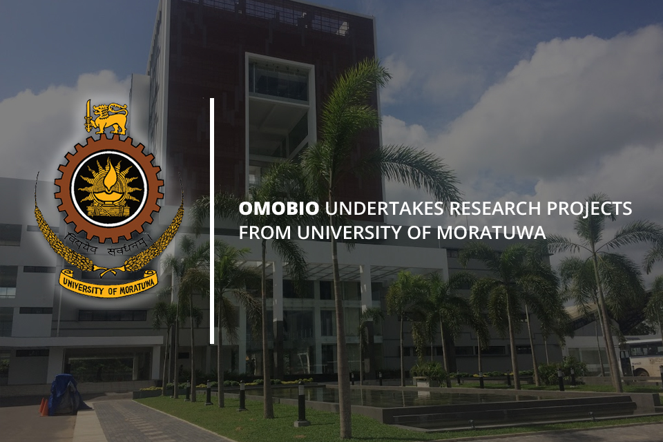 Research Collaboration with University of Moratuwa