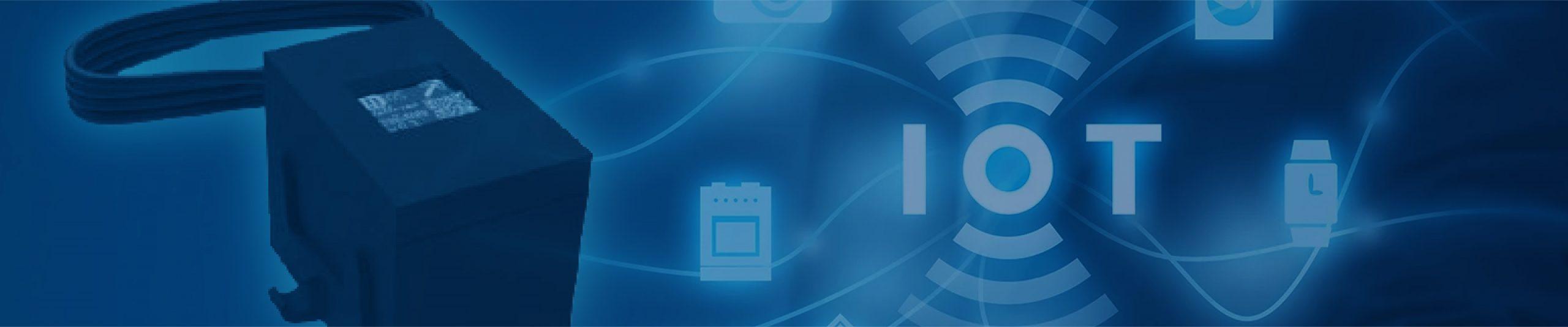 BLOQNET (IoT) Header image