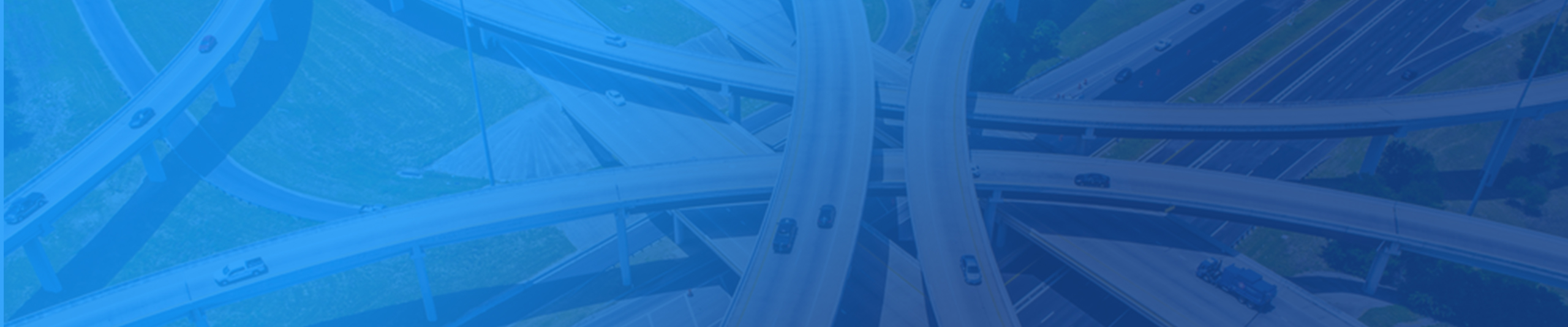 Smart Highway and Tolling System Header image
