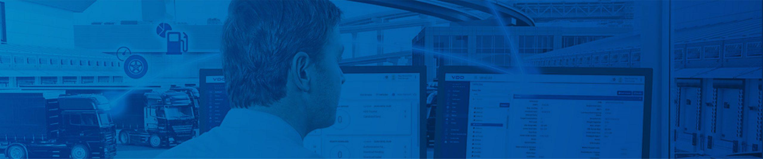 Fleet Management System Header image
