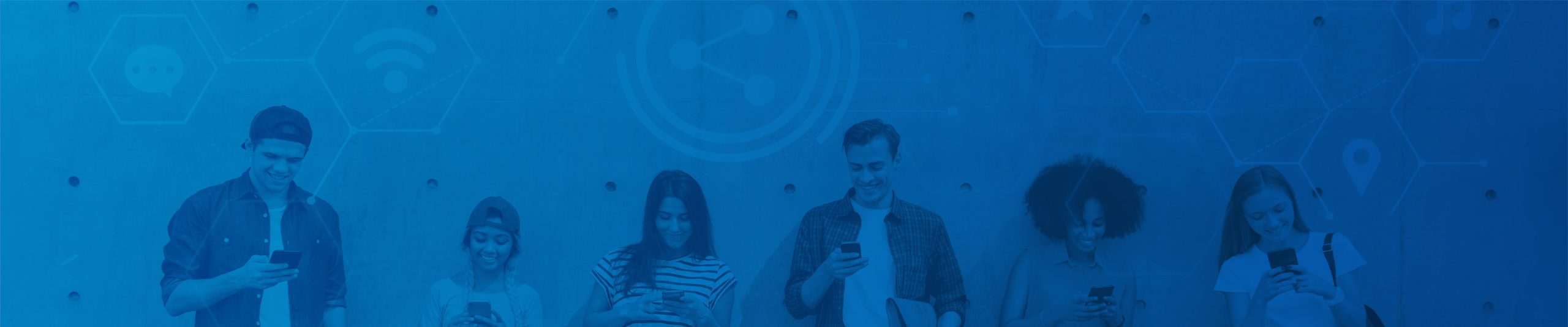 Mobile Selfcare App header image