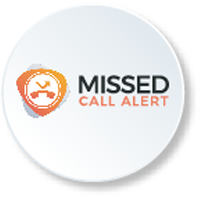 Missed Call Alert Solution Page Icon