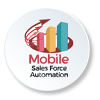 Mobile Sales Force Automation Page Icon